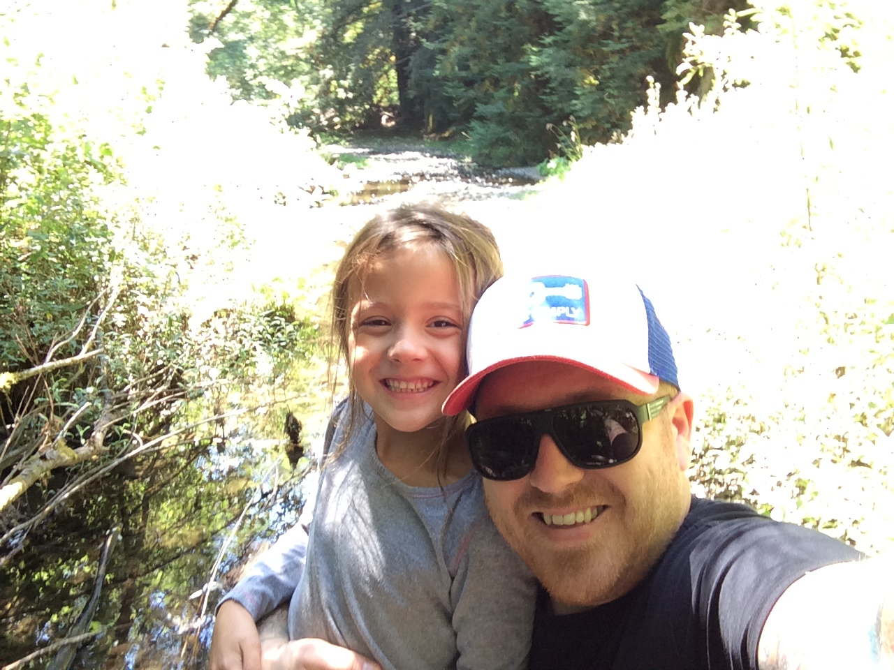 redwoods, kids, parenting